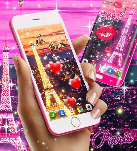 Paris wallpapers - عکس برنامه موبایلی اندروید