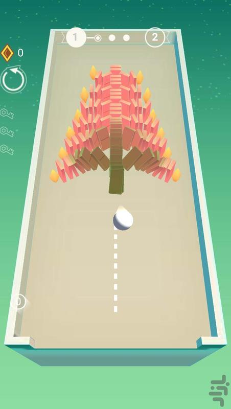 بازی دومینو - عکس بازی موبایلی اندروید