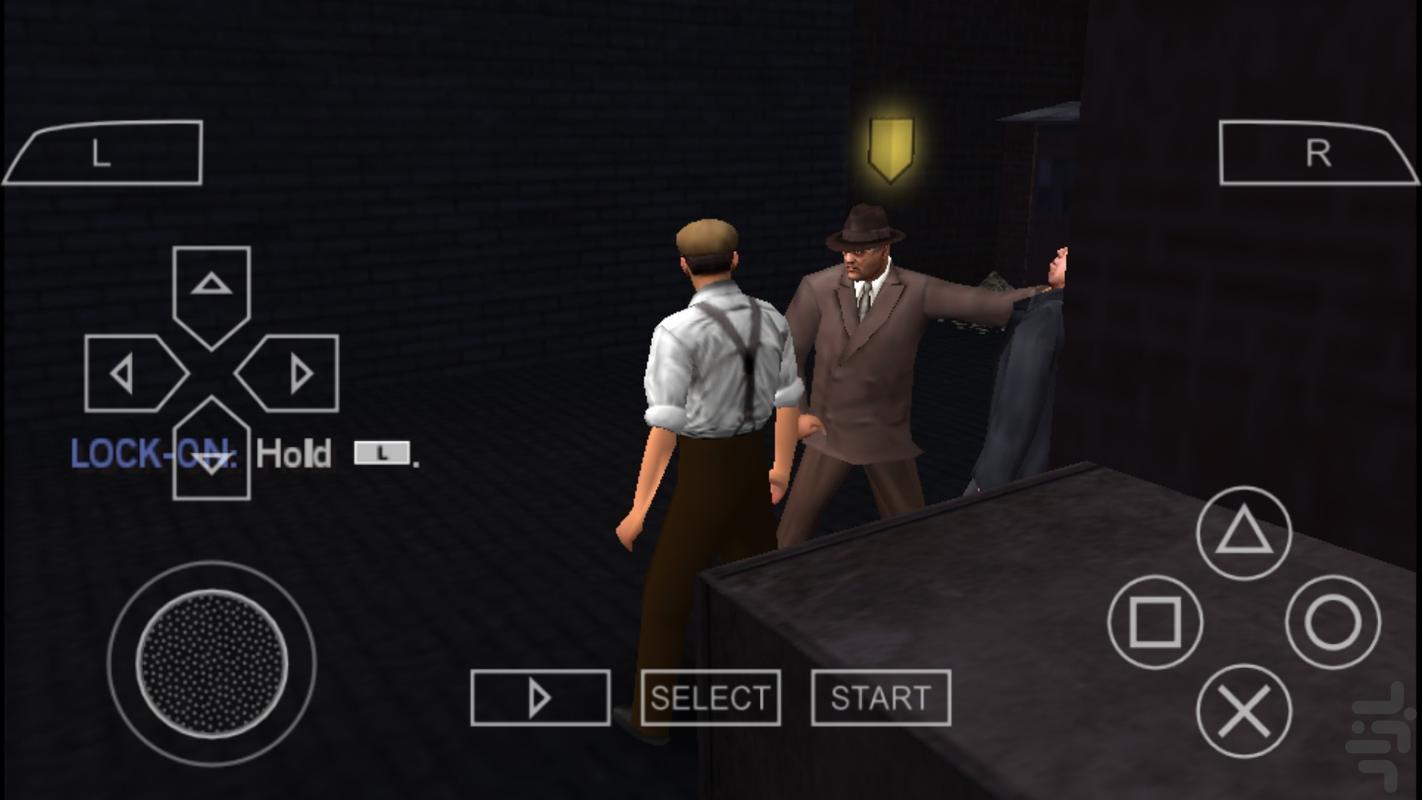 بازی اکشن:God Father+ آموزش - عکس بازی موبایلی اندروید