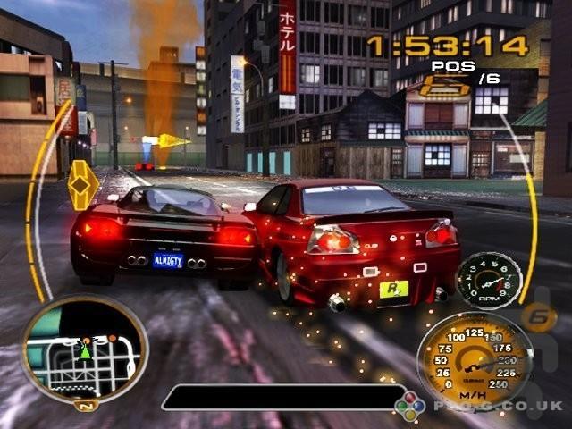 بازی ماشین:Midnight Club+آموزش اجرا - عکس بازی موبایلی اندروید