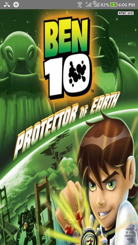 بازیBen 10 Ultimate Alien +آموزش - عکس بازی موبایلی اندروید