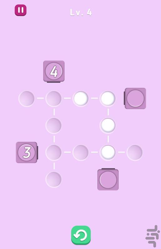 هلش بده - 70 مرحله ای - عکس بازی موبایلی اندروید