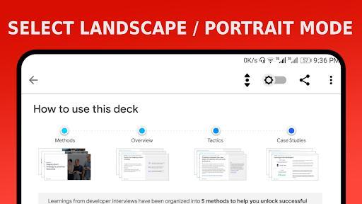 PDF Reader - PDF Viewer, eBook Reader - عکس برنامه موبایلی اندروید