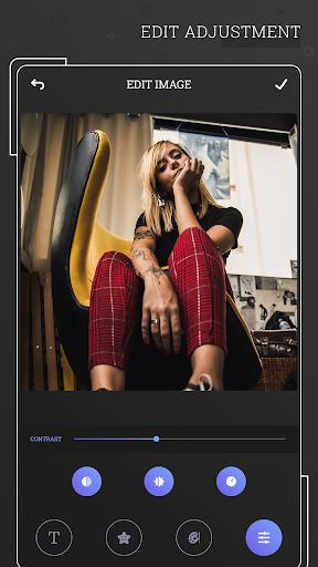 Photo Slideshow With Music - عکس برنامه موبایلی اندروید