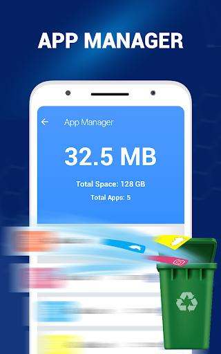 Phone Cleaner - Cache Clean, Booster, RAM Cleaner - عکس برنامه موبایلی اندروید