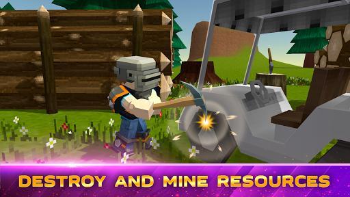 MAD Battle Royale - عکس بازی موبایلی اندروید