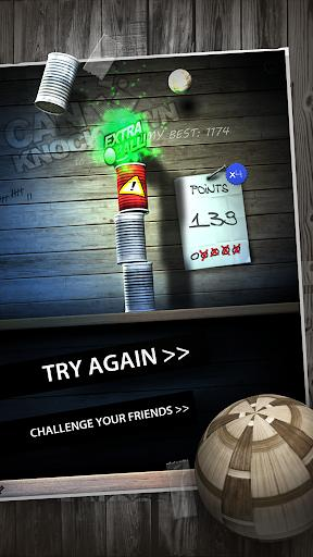 Can Knockdown - Gameplay image of android game