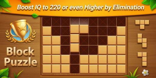 Block Puzzle - Classic Wood Block Puzzle Game - عکس بازی موبایلی اندروید