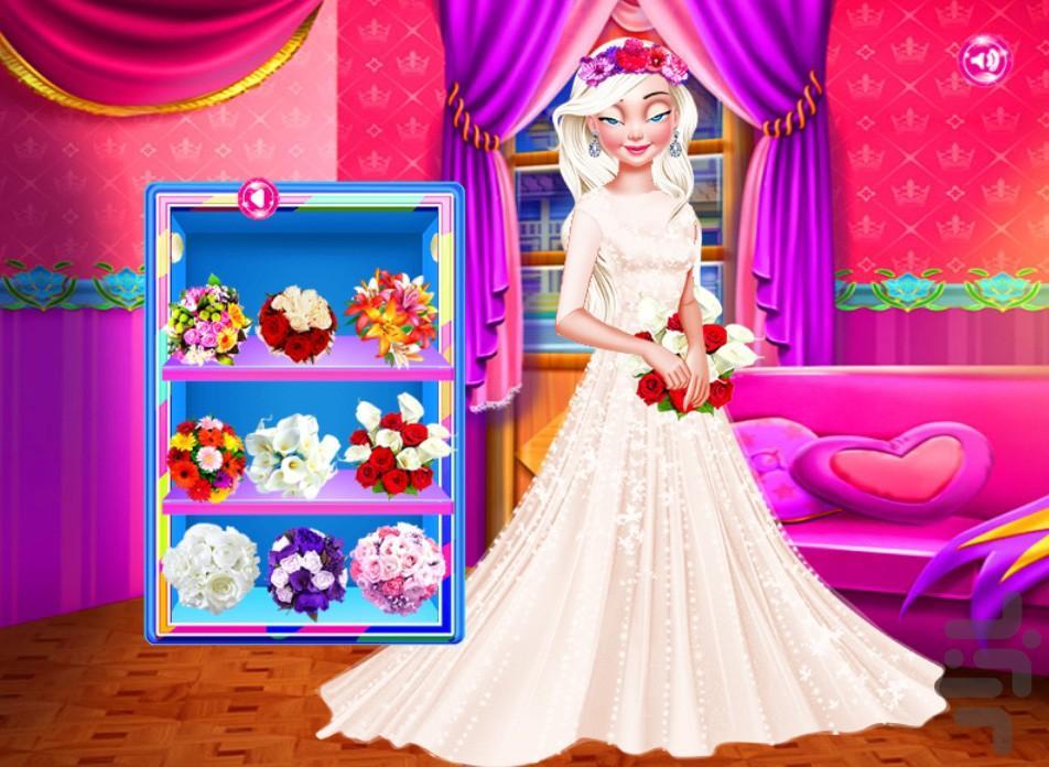 ساخت تندیس عروسی - عکس بازی موبایلی اندروید
