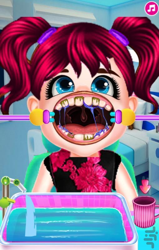 السا و دندان پزشکی - عکس بازی موبایلی اندروید