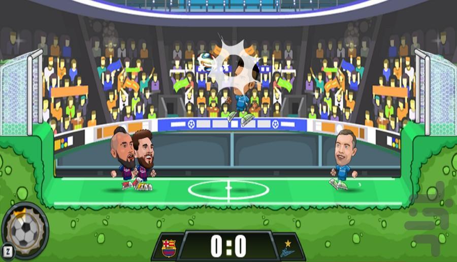 لیگ برتر - عکس بازی موبایلی اندروید
