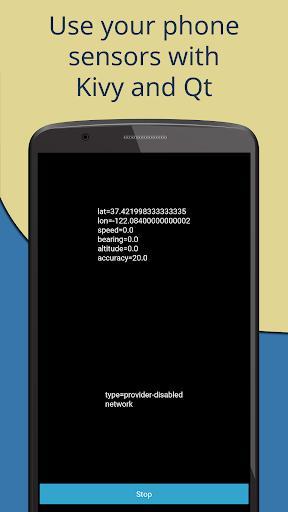 Pydroid 3 - IDE for Python 3 - عکس برنامه موبایلی اندروید