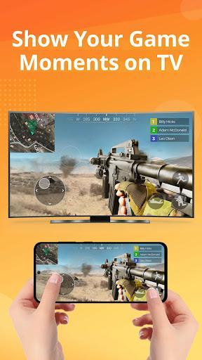 Screen Mirroring - Cast Phone to TV – نمایش گوشی در تلویزیون - عکس برنامه موبایلی اندروید
