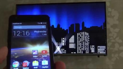Screen Share With TV - Mirror Screen - عکس برنامه موبایلی اندروید