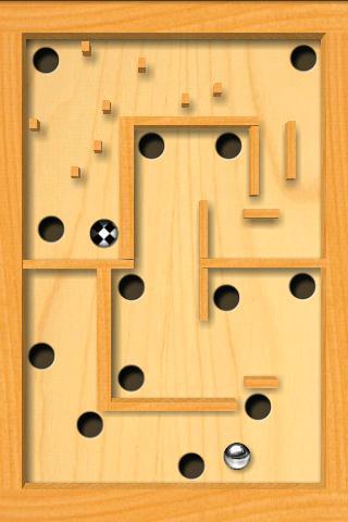 Labyrinth Lite - عکس بازی موبایلی اندروید