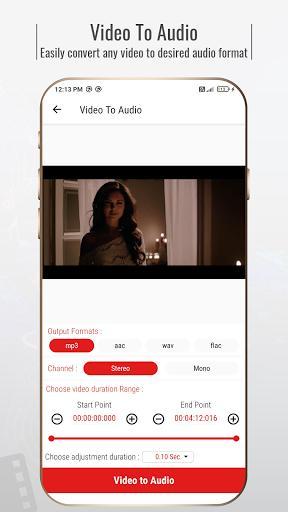Mstudio: Cut, Join, Mix, Convert, Video to Audio - عکس برنامه موبایلی اندروید