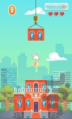 بازی برج ساز کودک - عکس بازی موبایلی اندروید