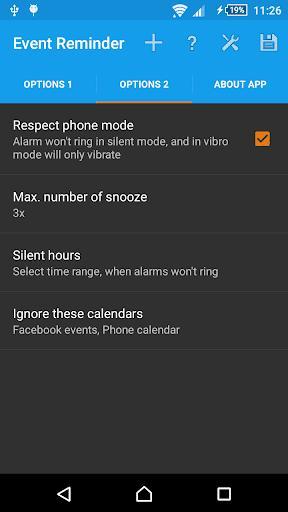 Calendar Event Reminder - عکس برنامه موبایلی اندروید