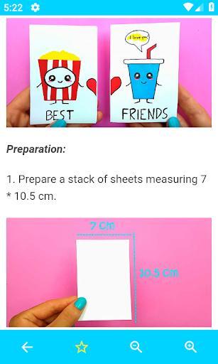 How to make school supplies - عکس برنامه موبایلی اندروید