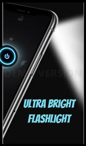 Brightest HD Flashlight - Torch Light Powerful - عکس برنامه موبایلی اندروید