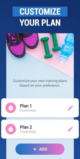 Splits in 30 Days  - آموزش باز کردن ۱۸۰ درجهی پا در ۳۰ روز - عکس برنامه موبایلی اندروید