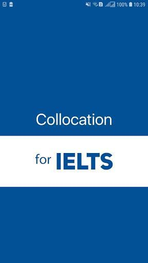 IELTS Collocations - عکس برنامه موبایلی اندروید