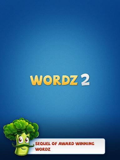 Wordz 2 – کلمات۲ - عکس بازی موبایلی اندروید