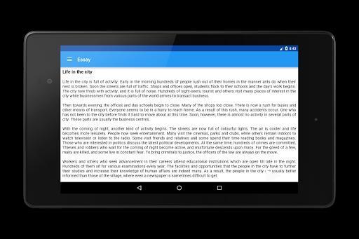 TOEFL Preparation - عکس برنامه موبایلی اندروید