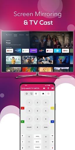 Remote Control for LG TV - عکس برنامه موبایلی اندروید