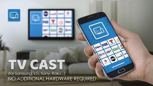 Screen Mirroring Z - TV Cast for Smart TV - عکس برنامه موبایلی اندروید