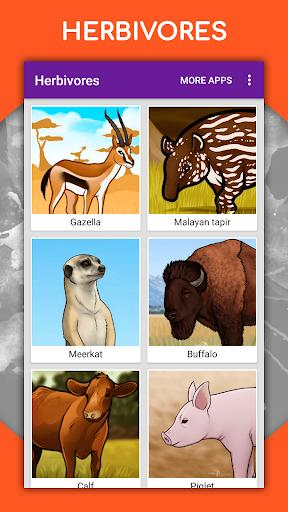 How to draw animals. Step by step drawing lessons - عکس برنامه موبایلی اندروید