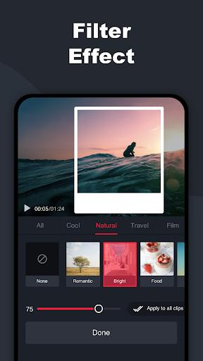 Video Effects Editor with Transitions - VMix - عکس برنامه موبایلی اندروید
