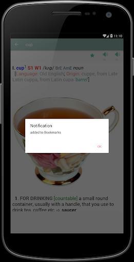 LDict - English Dictionary - عکس برنامه موبایلی اندروید