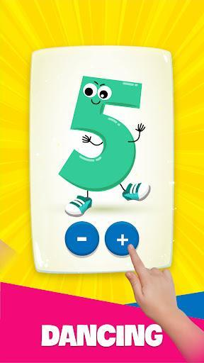 123 number games for kids - Count & Tracing - عکس بازی موبایلی اندروید