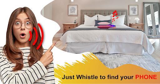 Find My Phone Whistle - Whistle To Find My Phone - عکس برنامه موبایلی اندروید
