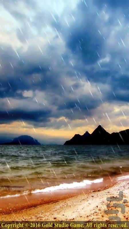 پس زمینه زنده ساحل دریا HD Seacoast - عکس برنامه موبایلی اندروید